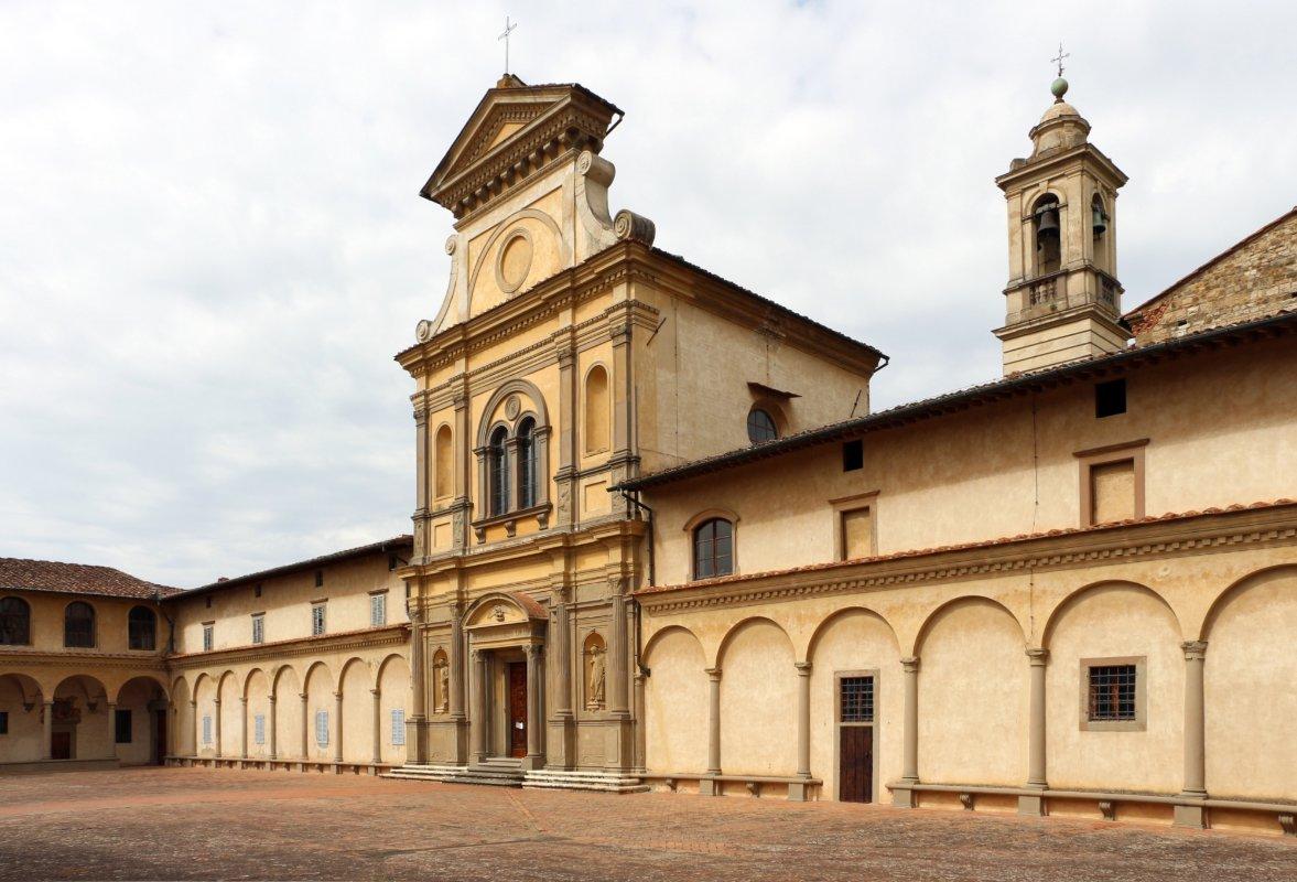 Mercoledi 16 gennaio  2019 – Certosa del Galluzzo