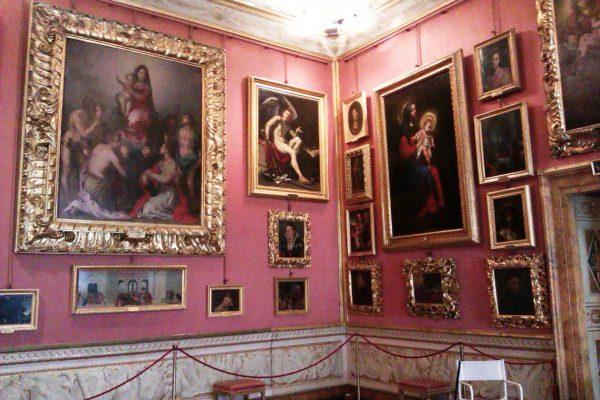 Galleria Palatina, Sala dell'Aurora