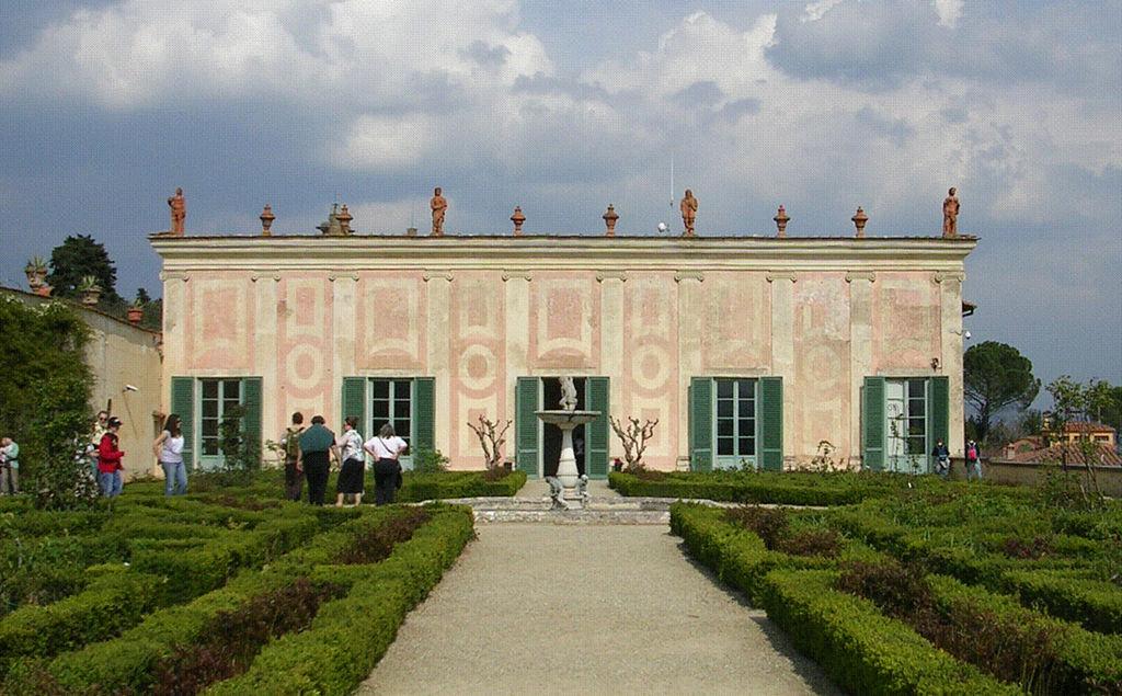 Venerdi 3 maggio 2019 – Giardino di Boboli, Museo delle Porcellane
