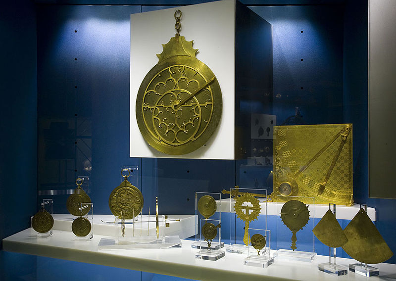 Mercoledi 15 maggio 2019 – Museo Galileo