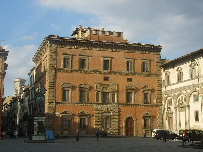 Mercoledi 3 aprile 2019 – Visita a Palazzo Budini Gattai