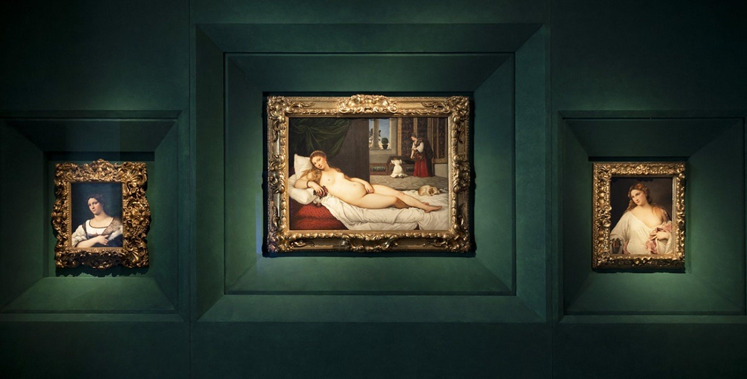 Venerdì 25 e martedì 29 ottobre – Galleria degli Uffizi, Sale dedicate al Cinquecento e Seicento