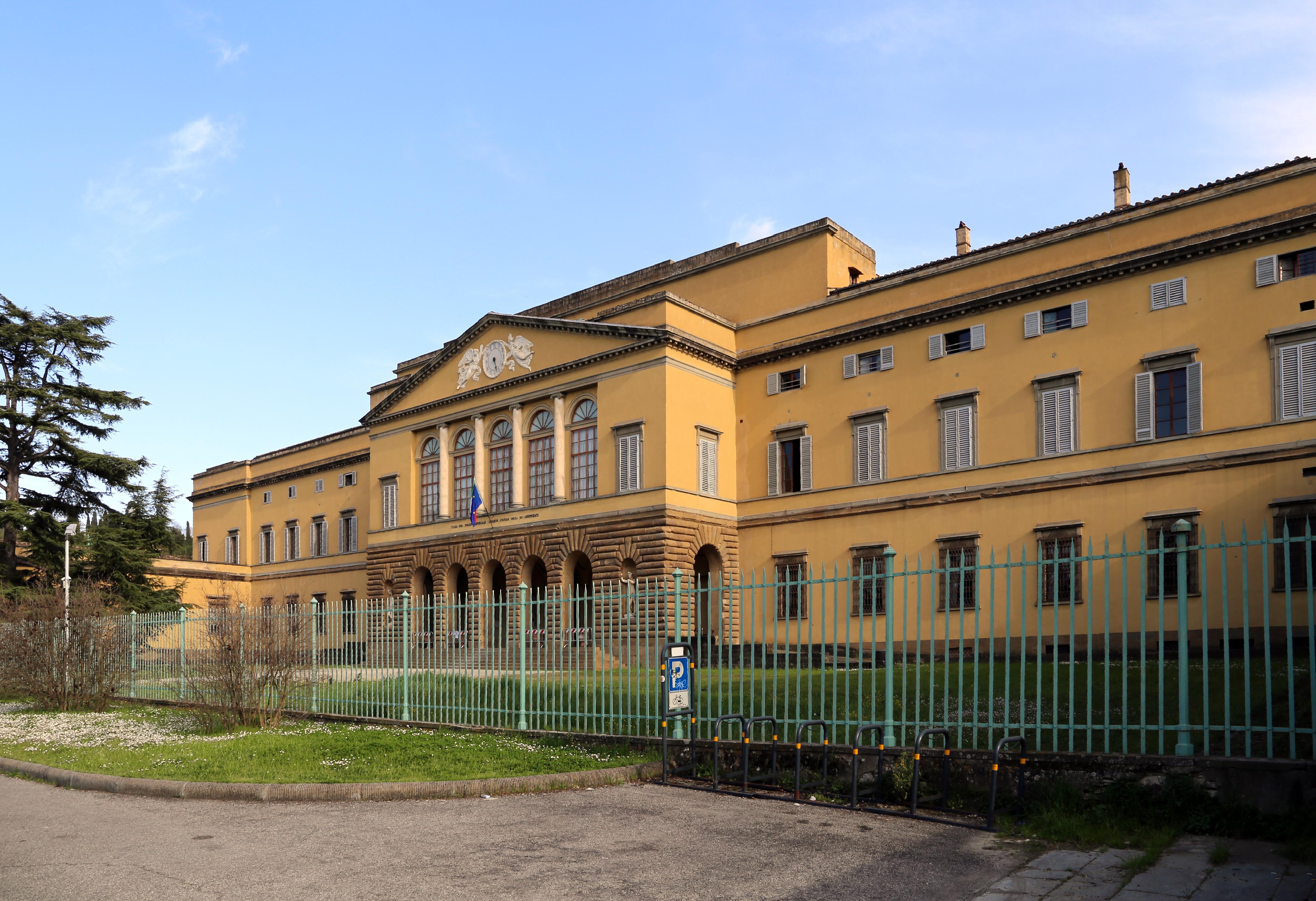 Martedì 29 ottobre – Villa del Poggio Imperiale