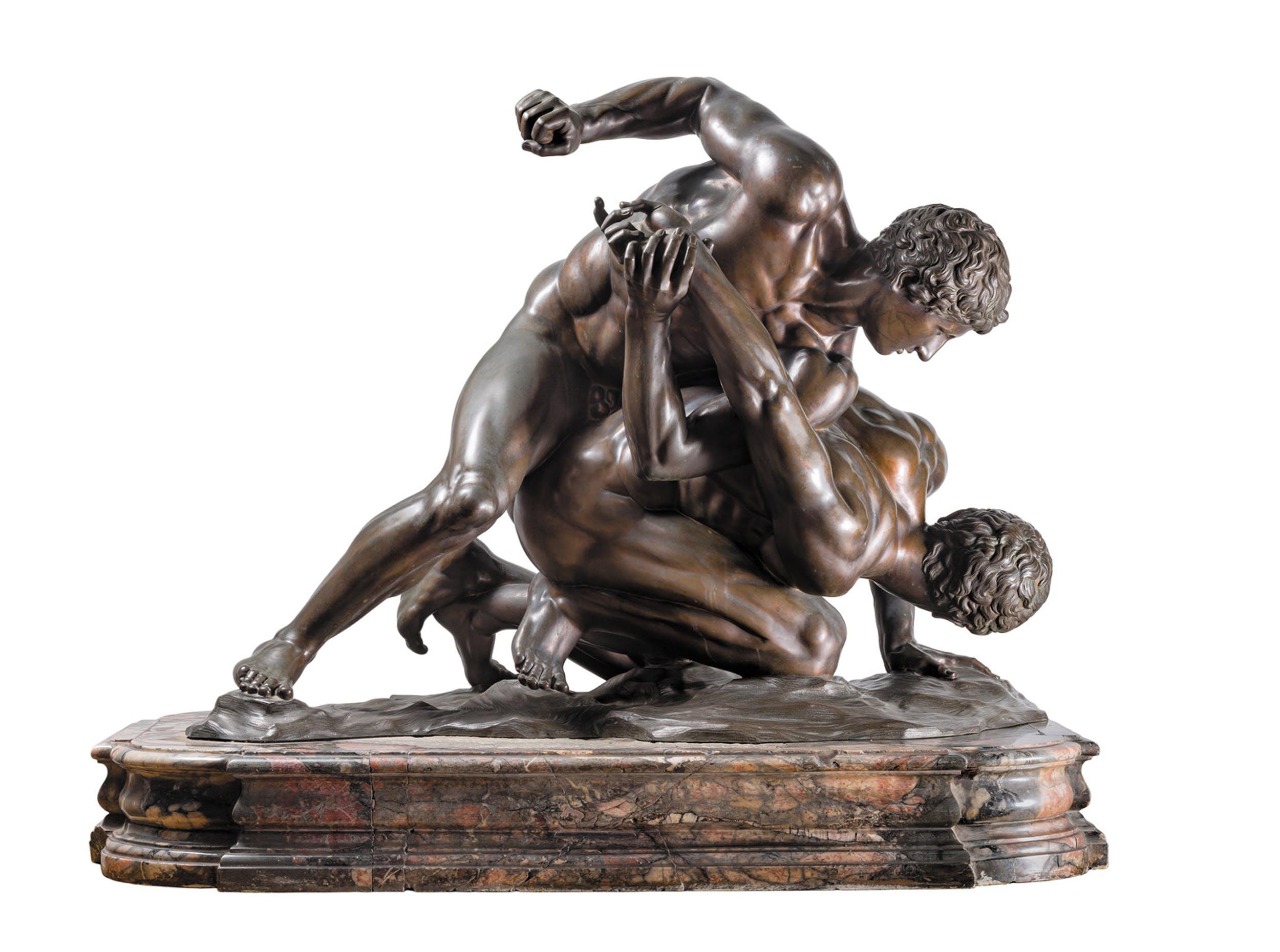 """Giovedì 7 novembre – Mostra """"Plasmato dal fuoco. La Scultura in bronzo nella Firenze degli ultimi Medici"""""""