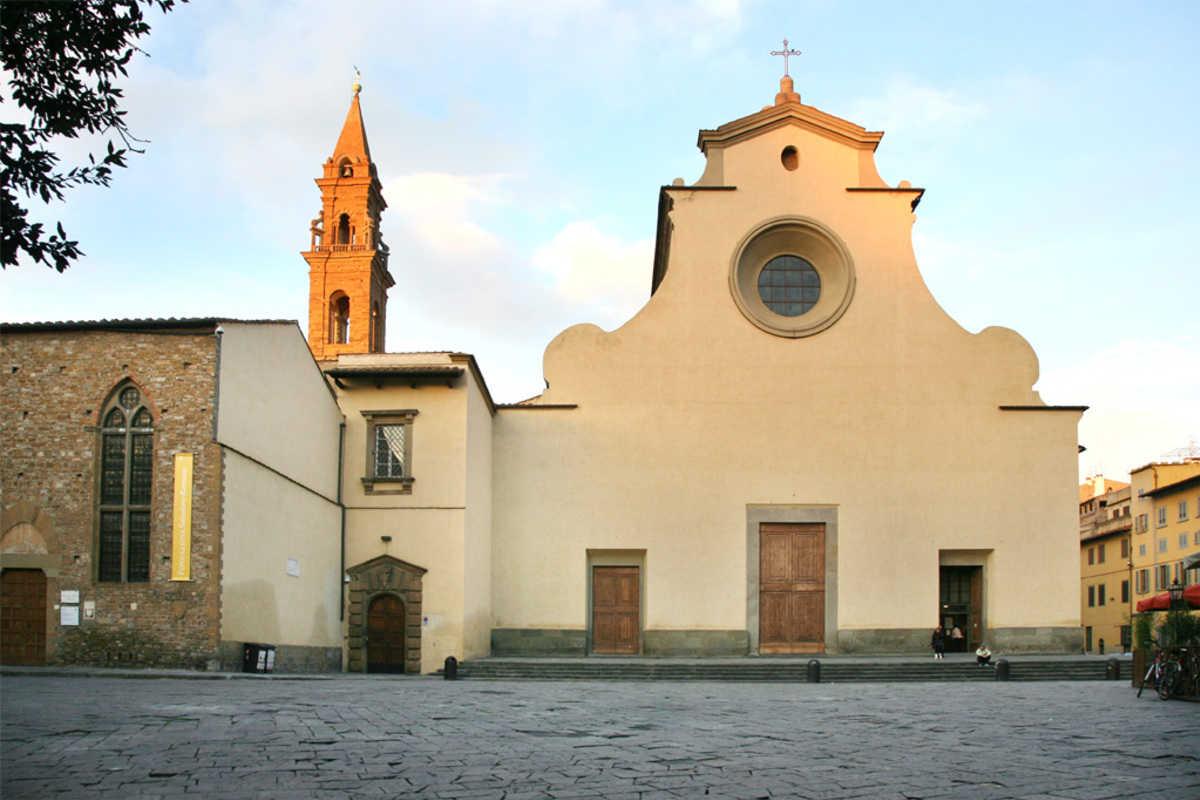 Giovedì 26 marzo – Basilica di Santo Spirito